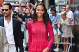 Zoe Saldana Producing Film On Canada's Missing Indigenous Women