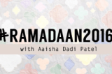 Aaisha's Ramadaan Diaries, Day 24 – On Taraweeh and Mufti Menk