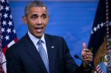 Obama Says Trump's Policies Would 'Backfire' In Fight Against Isis