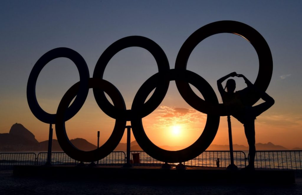 The sun rises at Copacabana Beach in Rio de Janeiro during the Rio Olympics. The Star editorial board found more darts than laurels to award for pass out for the games.  (GETTY IMAGES)