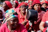 Zimbabwe Women Take To The Streets To Demand Free Education