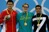 Chinese Swimmer Tests Positive For Banned Substance In Rio