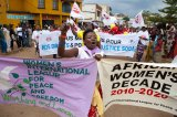 African Women Cannot Be Silenced