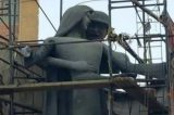 Egypt's Statue Honouring Soldiers Gets Tongues Wagging As Depicting Unwanted Advance On Women