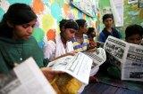 India: Street Kids Publish Newspaper To Raise Awareness