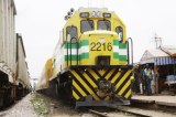 One Killed As Train Runs Into Traders, Vehicles In Enugu