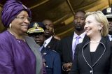President Ellen Johnson Sirleaf Saddened By Hillary Clintons Loss Voices Concern Over Trumps Africa Agenda