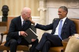 Obama Awards Biden The Presidential Medal Of Freedom