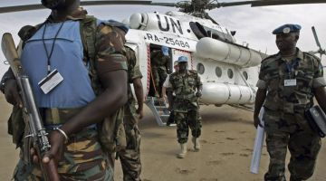 UN Proposes Pay Cut to Curb Peacekeeper Sex Abuse