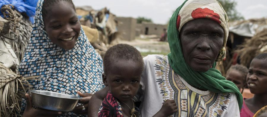 Across the Lake Chad Basin, some 7 million people struggling with food insecurity need asistance.