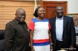 Don't Be Intimidated – Hon Oteng-Mensah Advises Women