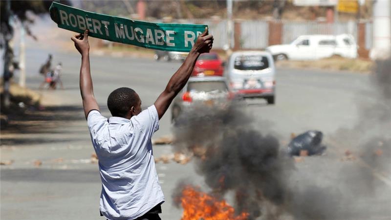 Mugabe must go