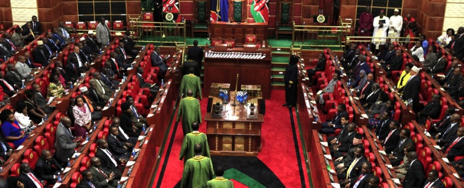 Only 23 Women Are Willingly To Be Senators In Kenya?