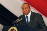 Pass the Two Thirds Gender Rule, President Kenyatta Urges Parliament