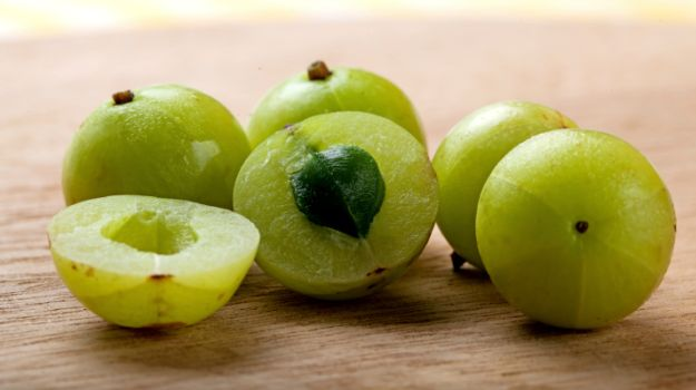 Amla is one of the richest sources of Vitamin C