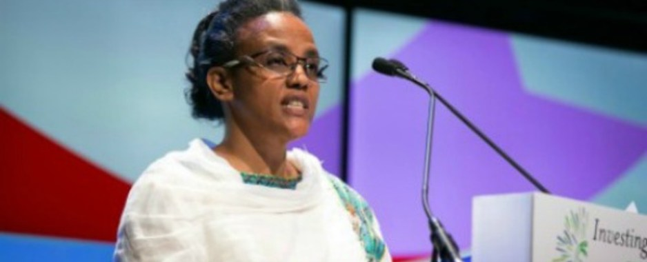 Ethiopian's First Lady Educates Women On Family And Nation Stability
