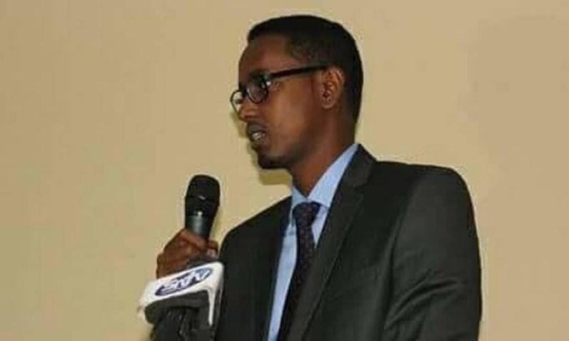 somalia minister