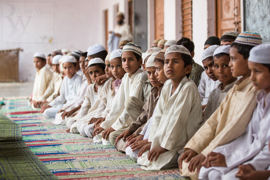 Madrassa Children