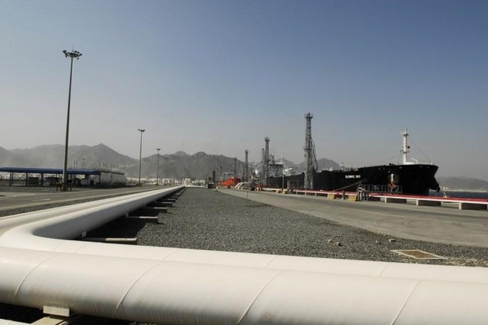Qatar Gas Pipeline