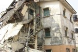 Many Trapped, Five Rescued As Another Building Collapses In Lagos