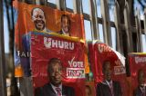 'Blind' Preparations Seen Stoking Risk of Kenyan Election Unrest