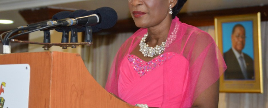 First Lady Advises Media Professionals To Break She Silence Regarding Issues On Infertility