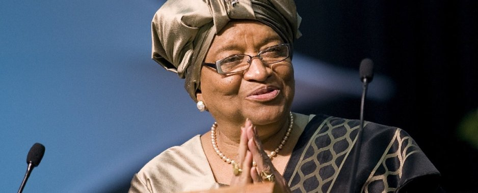 President Sirleaf Receives Commendation From Association Of African Women