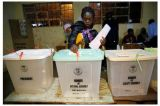 Jittery Kenyans Vote In Odinga's Last Bid For Presidency