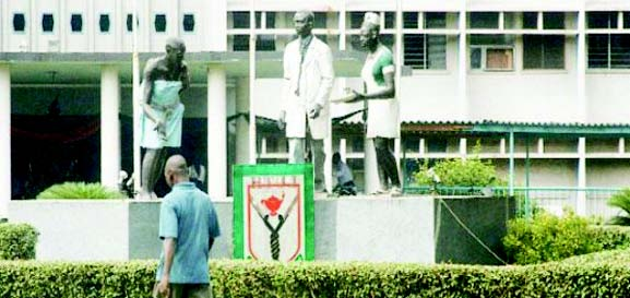 Sanction patient, relation that conceal information to health workers-LUTH
