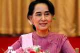 Suu Kyi Says Myanmar Ready to Welcome Back Rohingya Refugees