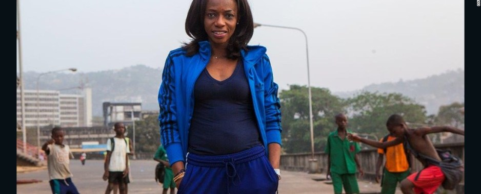 Brushing Off Abuse, Sierra Leone's Female Football Chief Seeks Second Term