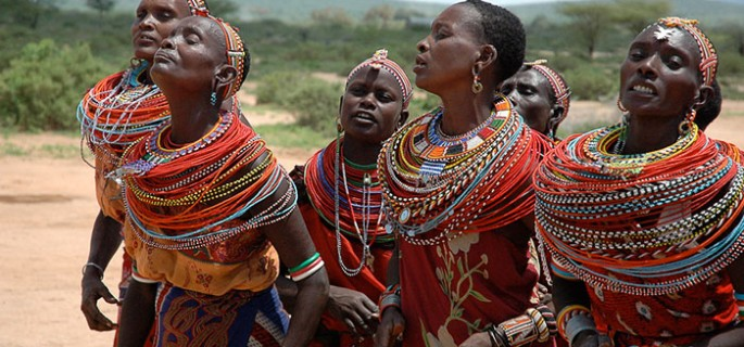 Image result for maasai women