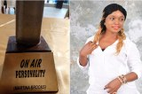 Liberian Female Journalist Wins Regional Ward