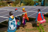 Women Play Key Role In Solar Energy Projects