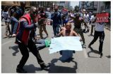 Kenya Police Use Teargas, Shoot In Air During Opposition March