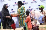Aliko Dangote Foundation Votes $100m To Tackle Malnutrition