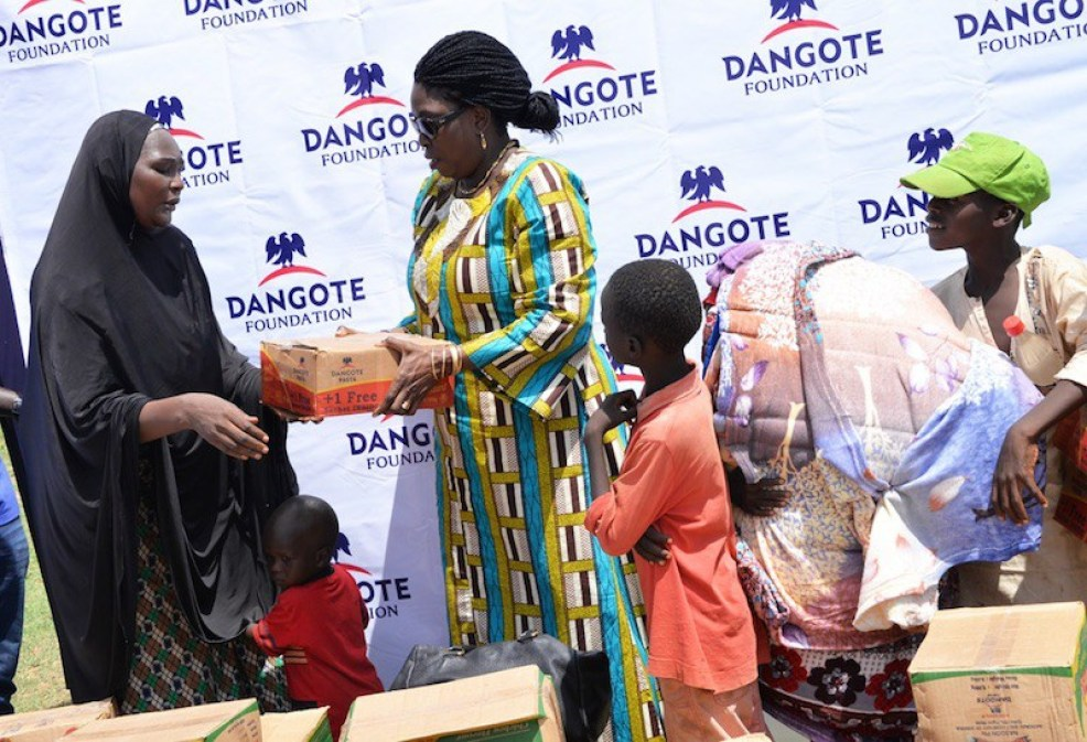Dangote-Foundation