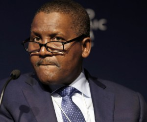 Dangote Remains Africa's Wealthiest Person For 9th Consecutive Year