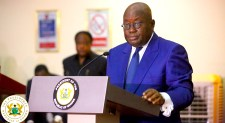 Nana Akufo Addo Makes Firm Statement On African Autonomy From European Aid