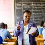 teacher-Zimbabwe
