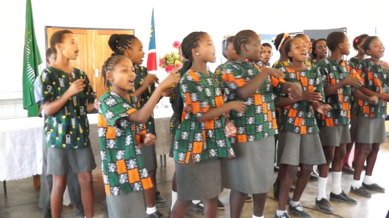 Otjivero Primary School