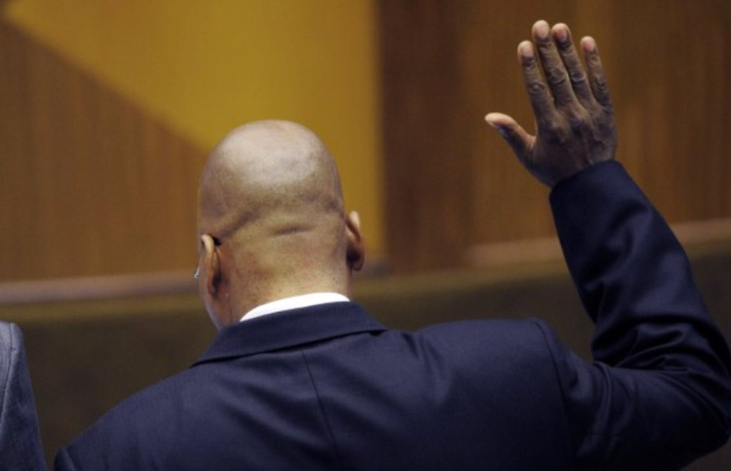 Zuma Resigns