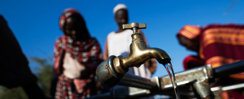 Tech Tool Aims To Predict Global Water Conflicts Before They Happen