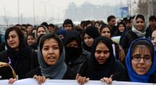 Afghan Government Backtracks Over Ban On Schoolgirls Singing In Public