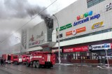 Fire Incident Kills 64 People Including 41 Children In Russia