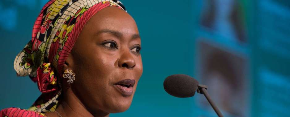 "Improving Opportunities For African Women: ""The role Of The Economy, Policy And Culture"" – Mrs Toyin Saraki"