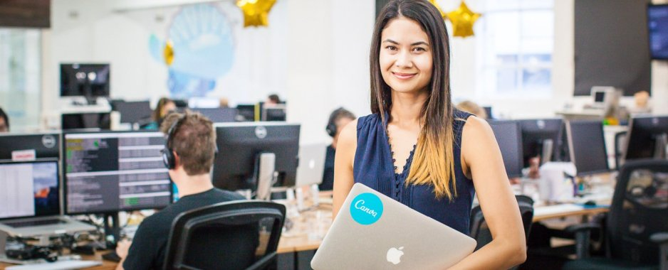 She Was Told 'No' A Hundred Times And Now She Runs A Billion Dollar Company – Melanie Perkins