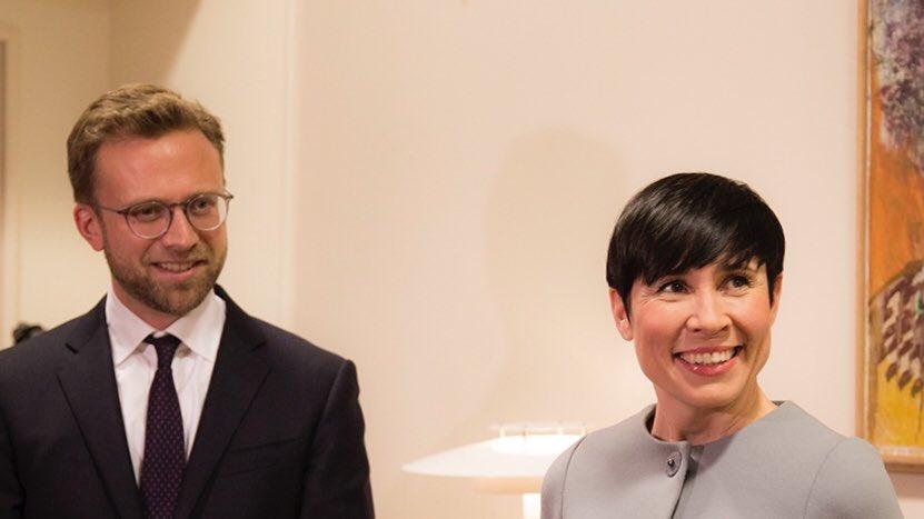 Norwegian Minister for International Development