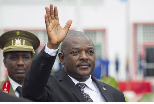 Burundi's President Pierre Nkurunziza in a file photo. February 27, 2016. REUTERS/Evrard Ngendakumana