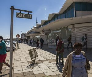 Gold Street Is Where South Africa's Mining History Goes to Die